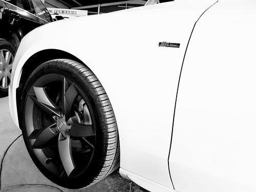 Reparación Audi A5 Sline