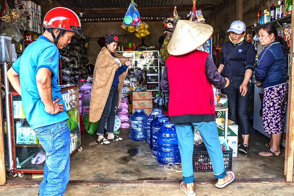 Country store--Krong Buk