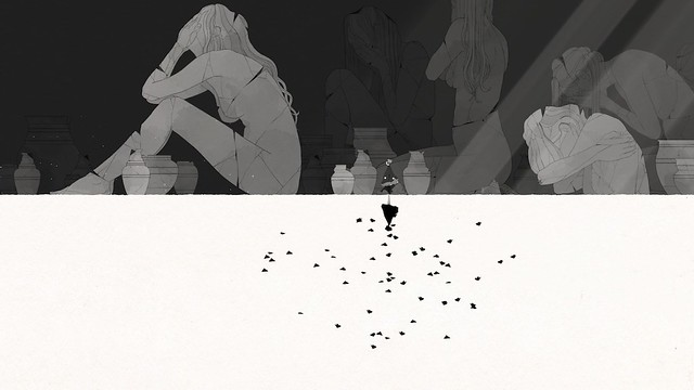 Gris - Censored Image