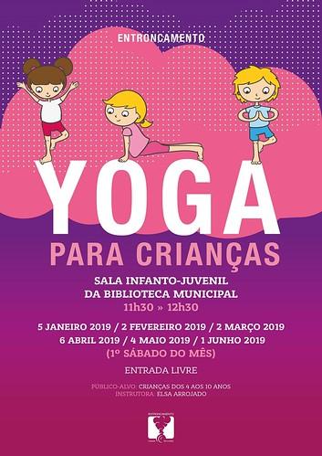 Cartaz Yoga