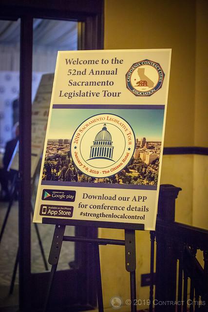 2019 Sacramento Legislative Tour
