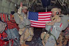 Airborne re-enlistment