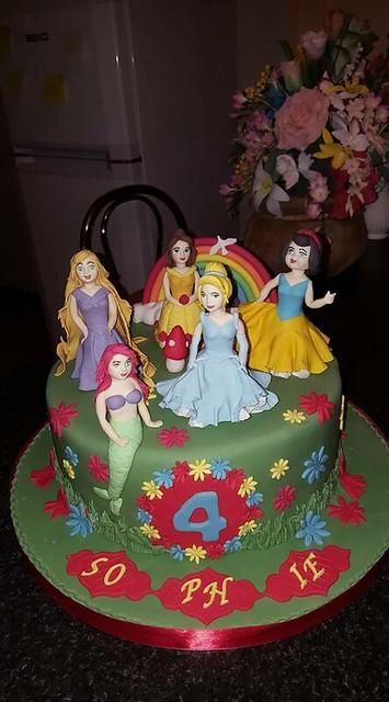 Cake by Iren Gedo of Iren's Cakes and Sweet Flowers