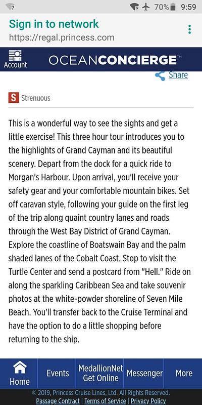 Plan for Grand Cayman