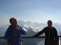 Jubiläumsreise Chamonix