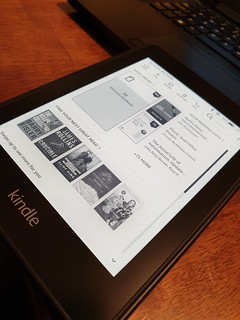 Kindle Paperwhite | by Bernie Goldbach