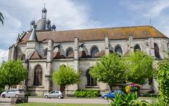 Église Saint-Étienne d'Arcis-sur-Aube