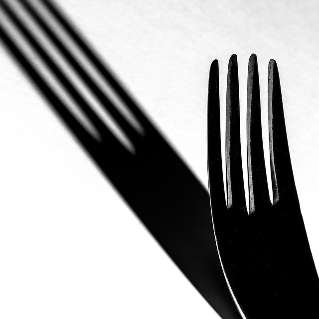 Fork Tines In HardLight (Explored)