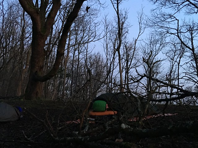 Bivvy a month: February 2019