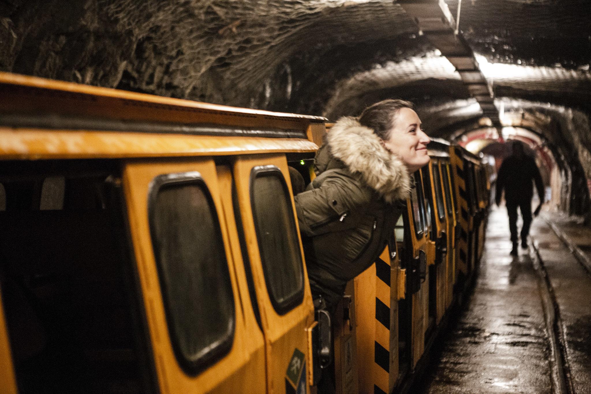 Viajeros (confesos) al tren