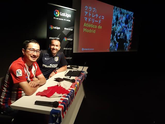 Photo:Tas y Mario Campos By Instituto Cervantes de Tokio