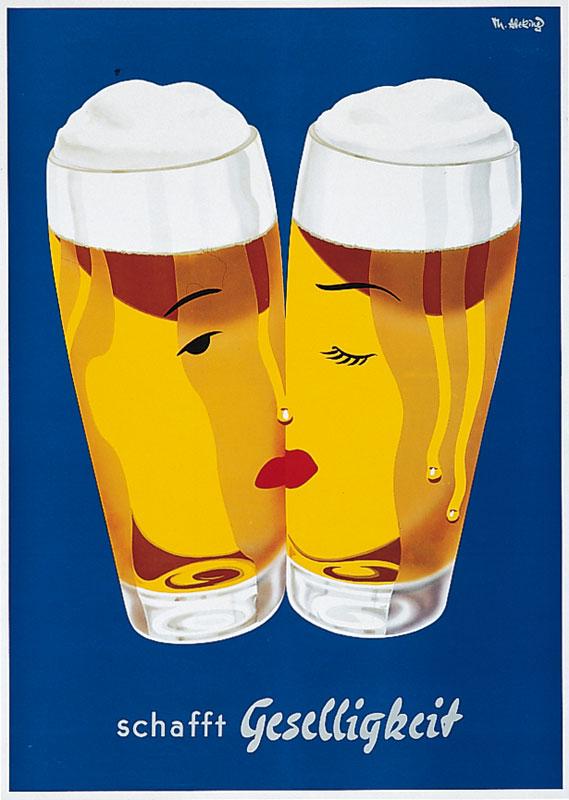 Beer-sociability