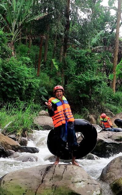 River Tubing Ciwidey