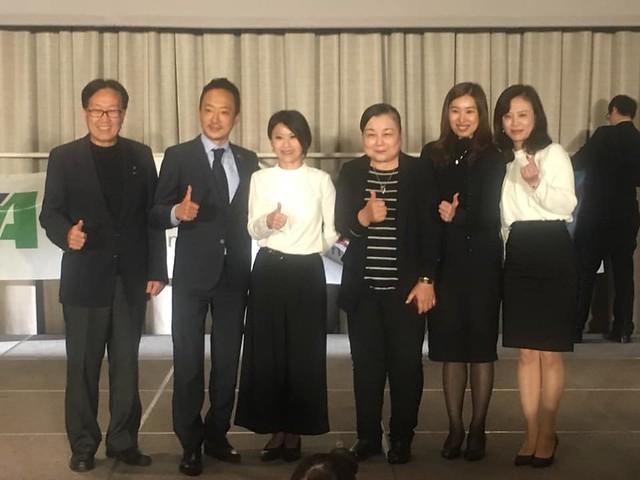 入境旅遊協會王全玉理事長邀約參與盛會