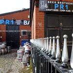 PR1 Bar in Preston