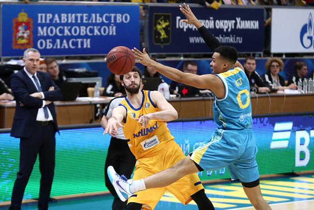25/03/2019 Khimki-Astana 93:80