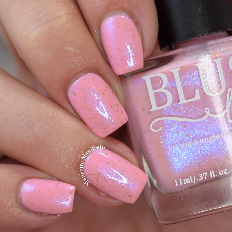 Blush Lacquers Cotton Candy Rays
