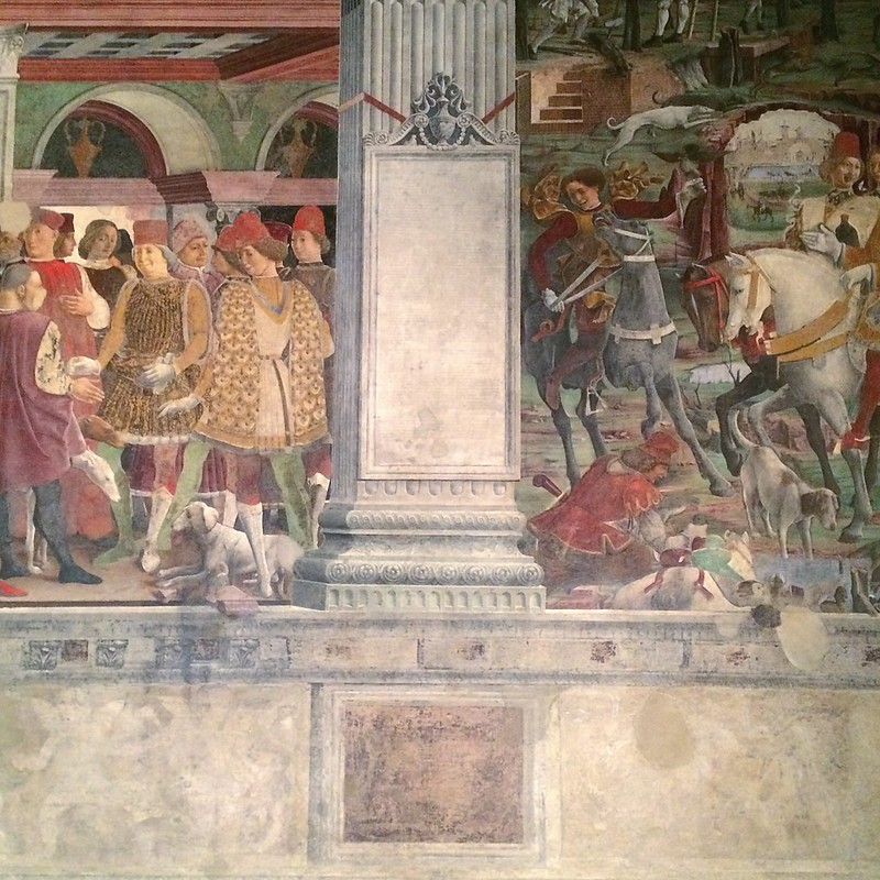 Палаццо Скифанойя