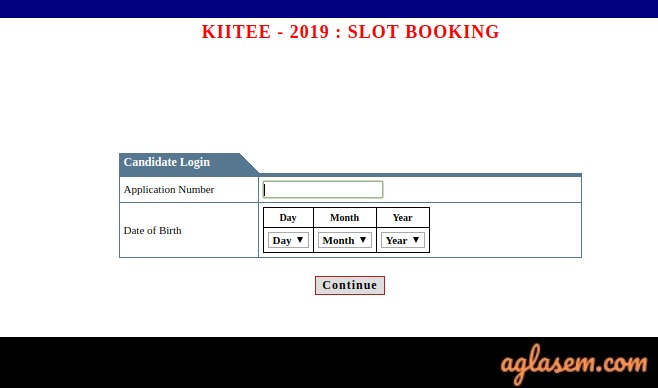 KIITEE 2019 Slot Booking And Admit Card Download Facility Opens At kiitee.eduquity.com