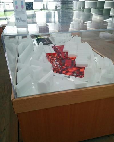 SUK #toronto #unzippedtoronto #serpentinepavilion2016 #bjarkeingels #architecture #suk #copenhagen #parks #latergram