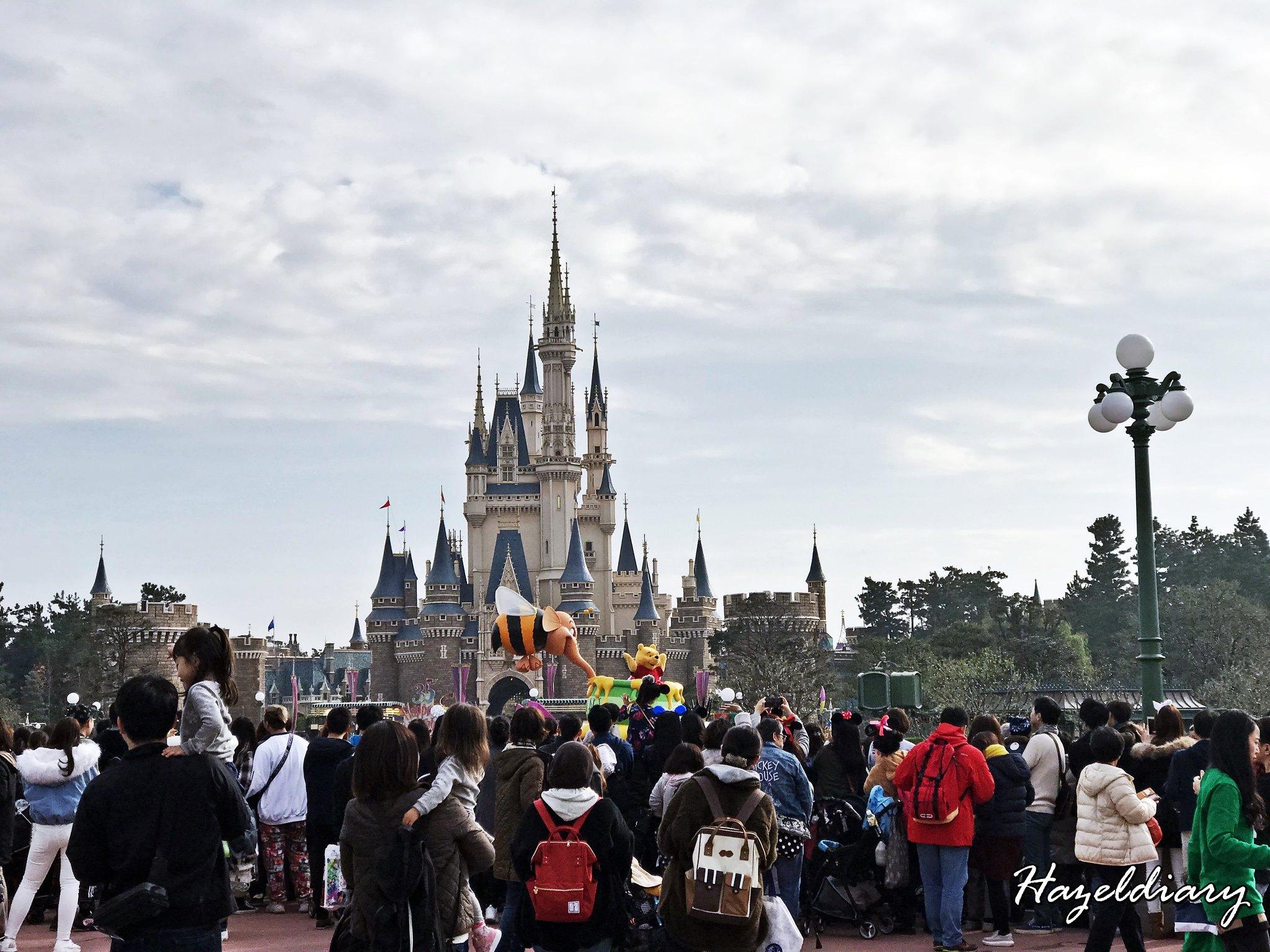 [JAPAN TRAVELS] 1 Day Trip to Tokyo Disneyland