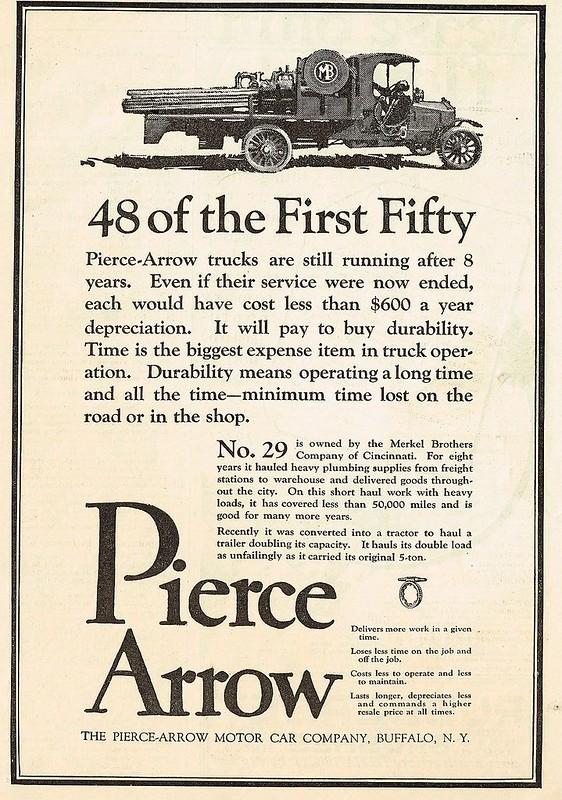 1920 Pierce-Arrow
