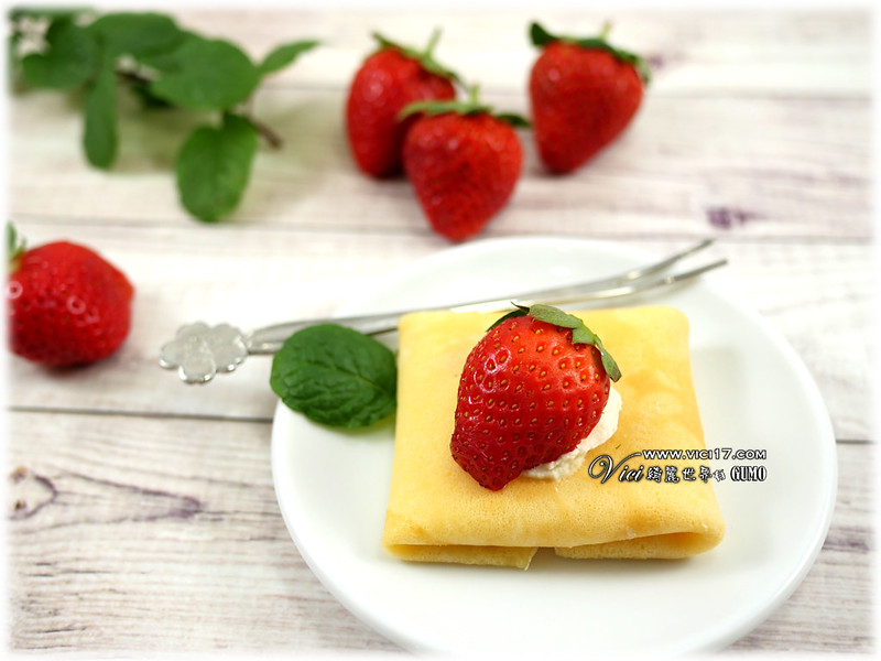 草莓班戟049