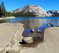 Pywiack Dome Reflection, Tenaya Lake, Yosemite 10-18
