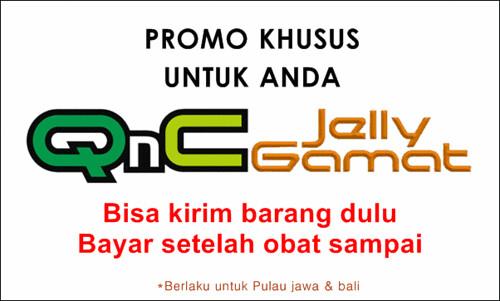 Cara Jadi Agen QnC Jelly Gamat