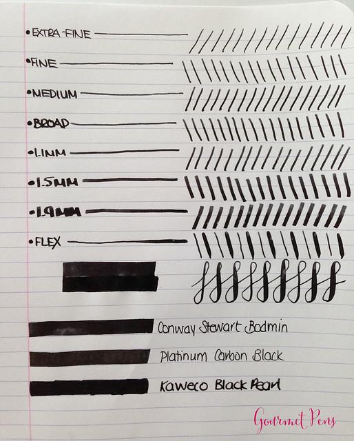 Conway Stewart Bodmin Ink 3