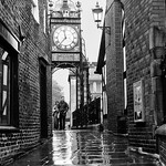Eastgate Clock, Chester by Andrew Chu
