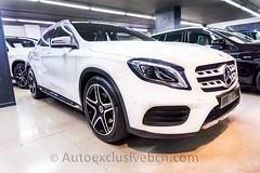 Mercedes GLA 250 4Matic | AMG | 2018 | Blanco | Auto Exclusive BCN