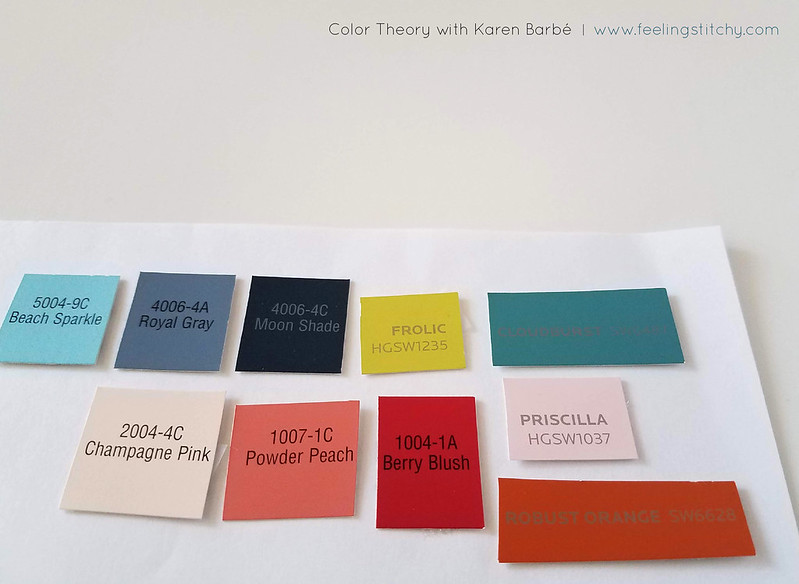 Project a Month: Color Theory with Karen Barbé