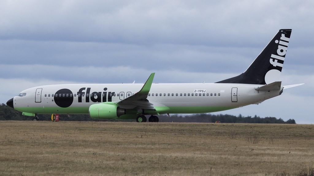 Flair 737 (2-YPSJ)