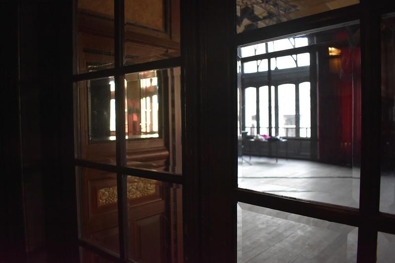 Sala de ensayos en Vooruit
