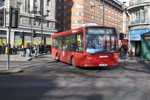 Metroline DE1319 LK12AWX