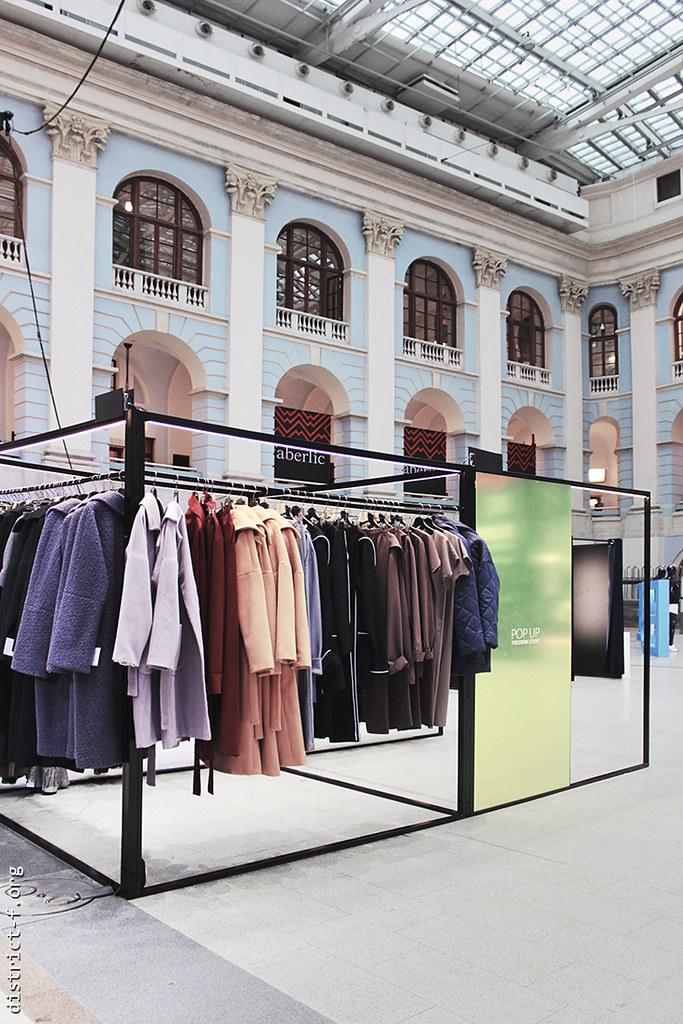 DISTRICT F FASHION JOURNAL - Moscow Fashion Week SS18 - НЕДЕЛЯ МОДЫ В МОСКВЕ ВЕСНА-ЛЕТО 2018 акр56