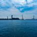 Tsurumi Tsubasa Bridge in Tsurumi, Yokohama : 鶴見つばさ橋