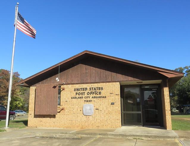 Post Office 71839 (Garland City, Arkansas)