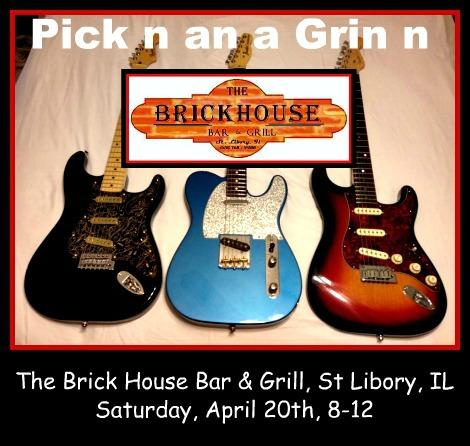 Pick n an a Grin n 4-20-19