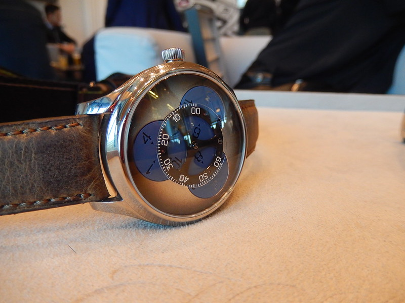 moser - Baselworld 2019 : reportage H.Moser & Cie 46555764985_acee19266c_c