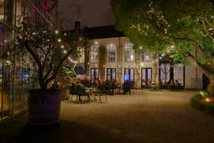 Hortus at night