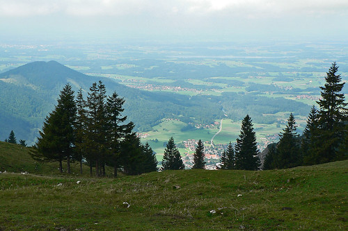 Kampenwand, Chiemgauer Alpen - Germany  (1090124)