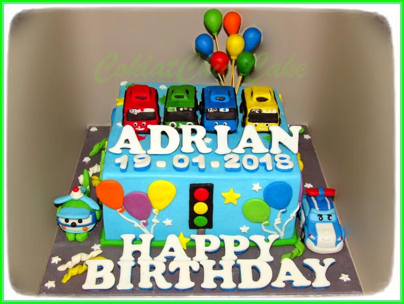 Cake Tayo ADRIAN 18 cm