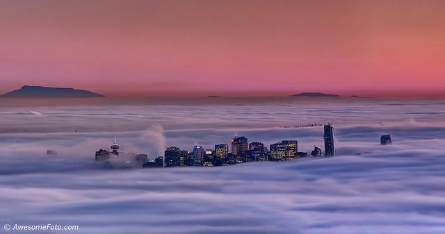 Heaven at twilight, Canon EOS 5D MARK III, Canon EF 70-200mm f/4L