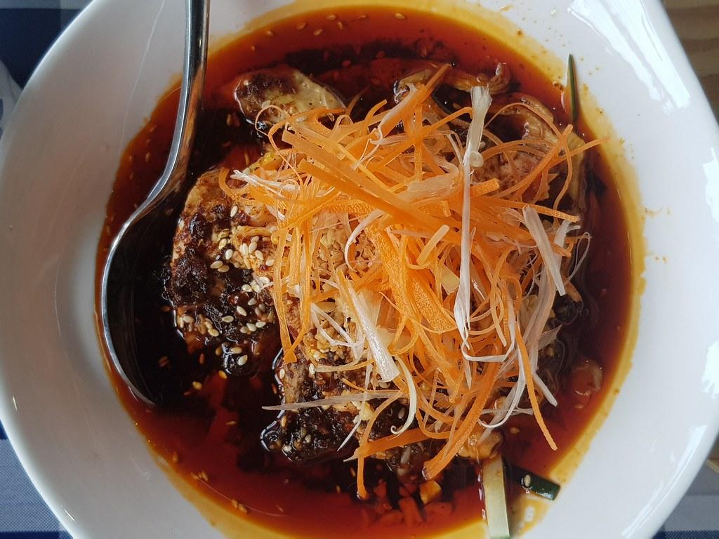 口水鸡 Saliva Chicken rm$20 @ 天逸轩餐厅 Restoran Tian Yee at Oasis Square, PJ Ara Damansara