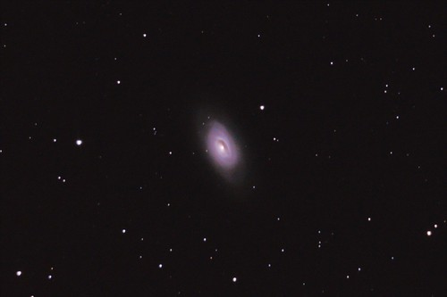 Messier 64 Cropped 3x Drizzle