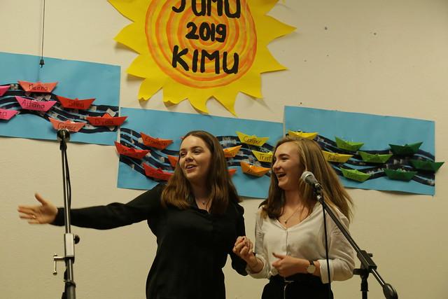 Jumu & Kimu Music Competition 2019