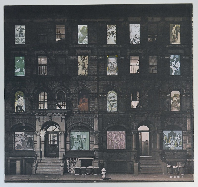A0630 LED ZEPPELIN Physical Graffiti
