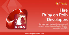 Hire Dedicated Ruby On Rails Developers From ITExpertsIndya.